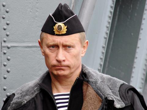 Путин начал зачистку фашистов на Украине