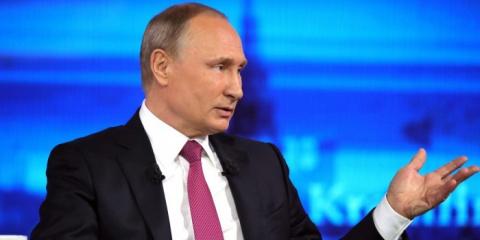 """Коротко о главном: о чем рассказал Путин за время """"Прямой линии"""""""