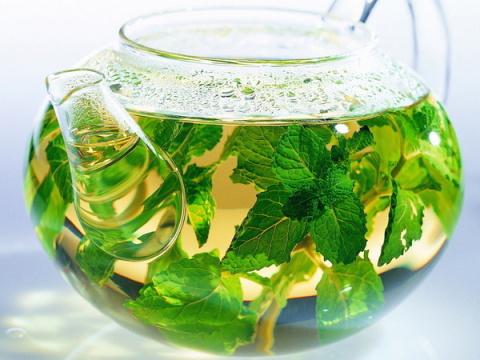 Как заварить чай с мятой?