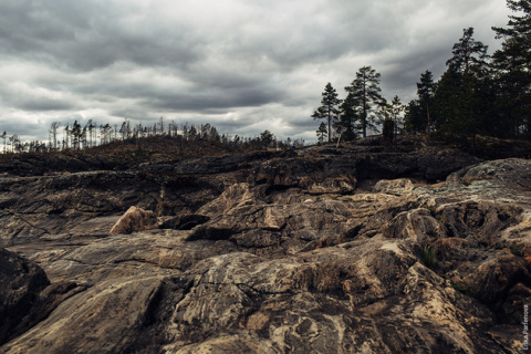Легенды карельской земли. Авторская колонка Эрики Парфеновой