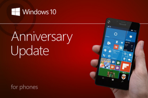 Старт Windows 10 Mobile Anniversary Update для смартфонов
