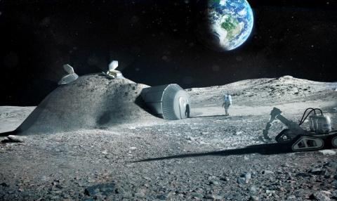 10 странных тайн Луны