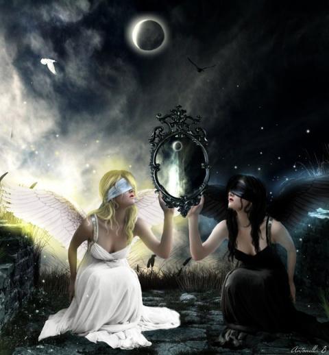 Мистические свойства зеркал