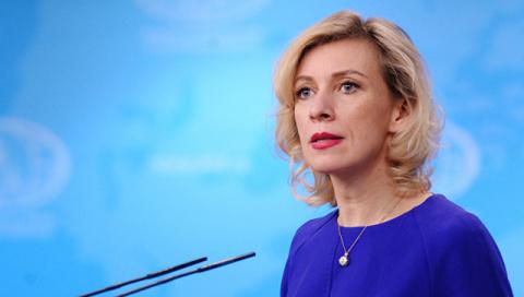 """Захарова призвала не придумывать """"историю"""" вокруг заявления Януковича"""