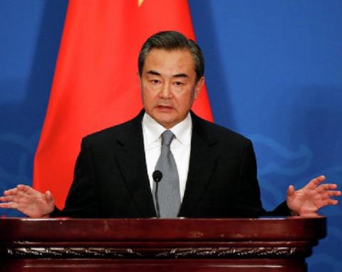 Китай отреагировал на удары …