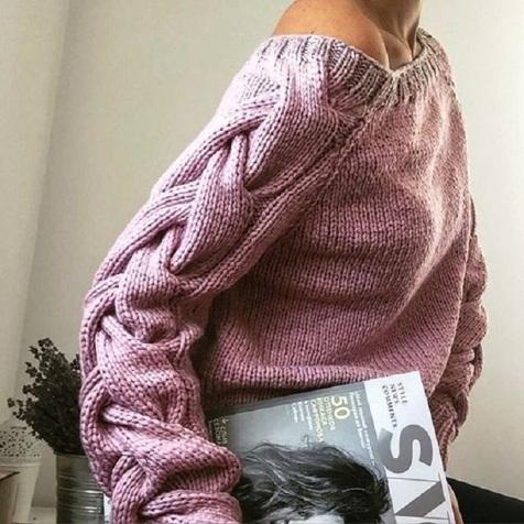 10 моделей свитеров, в которых ты точно не замерзнешь этой зимой!