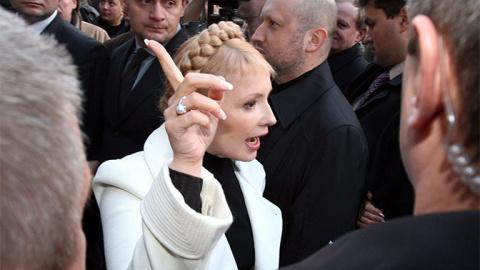 Тимошенко анонсировала санкц…