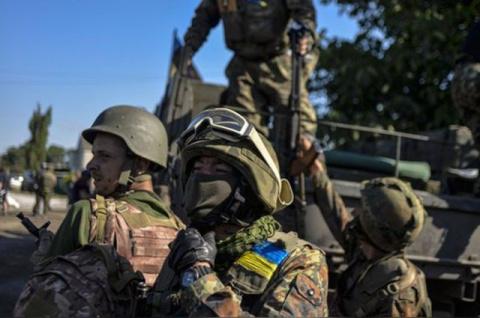 Украинские ДРГ предприняли попытку прорыва в ДНР