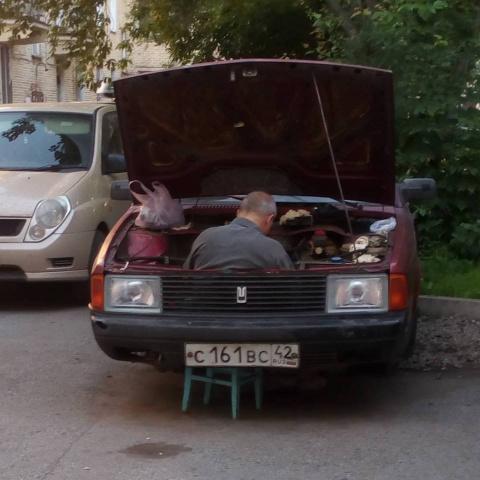 Шутка автоюмора