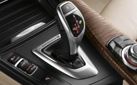 Руль, Мотор и Тормоза. Коробка передач Tiptronic