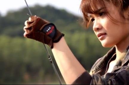 Четкая Рыбалка от Вьетнамской ДЕВУШКИ!
