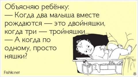 Истории и выражения от детей