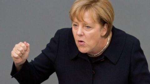 «Вы будете иметь проблемы»: Меркель послала четкий сигнал Трампу