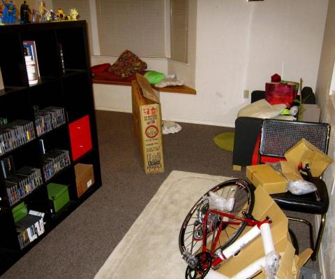 Тест на внимательность: а вы найдете ребенка в квартире?
