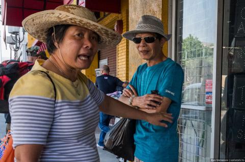 Лос-Анджелес: как живут китайцы, русские и богачи!