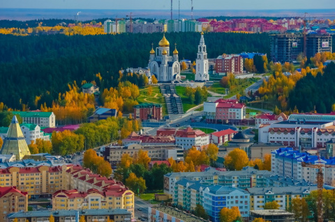 Ханты-мансийск: фотографии г…
