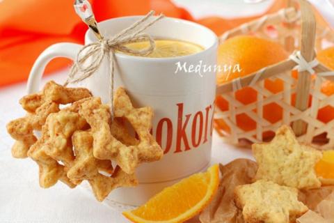 Апельсиновое постное печенье. Как сушить кабачки и что из них приготовить?
