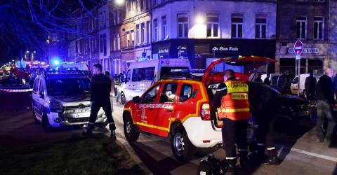 Франция: в Лилле произошла стрельба — есть раненые