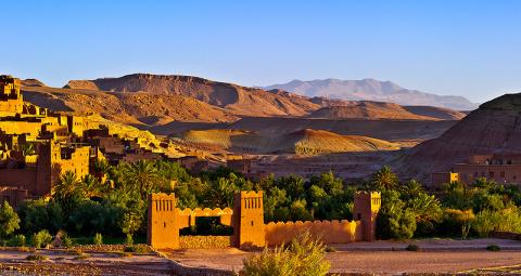 ПУТЕШЕСТВИЯ. Жемчужина Магриба. Марокко - часть1