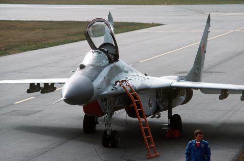 Россия, готовься: Украина хочет создать свой собственный МиГ-29 (типа того)
