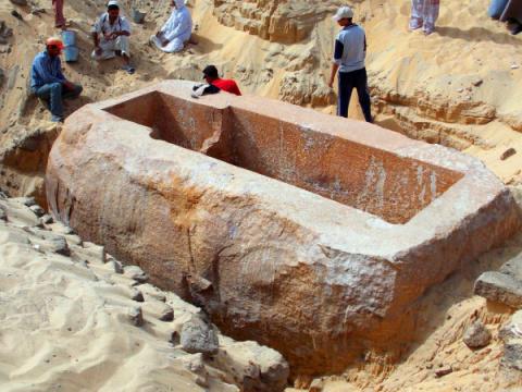 В египетском Асуане найдены …