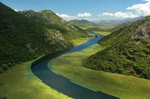 Красоты Скадарского озера - …