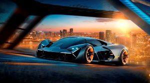 Lamborghini представляет сам…