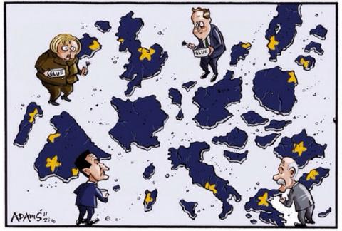 Ломка: Каталония готовится к референдуму о независимости