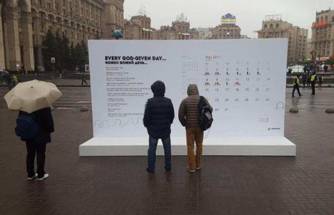 Украинский некрокульт: на Ма…