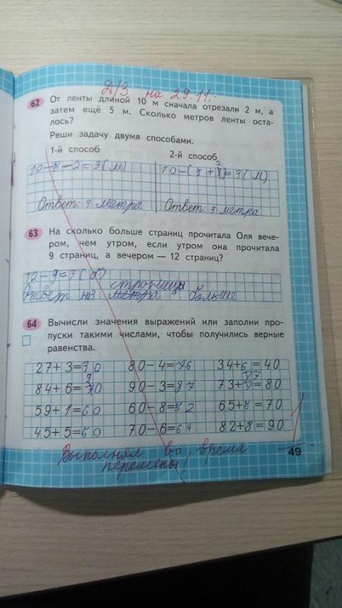 Трудности образования: «Кол» за верно выполненную домашнюю работу