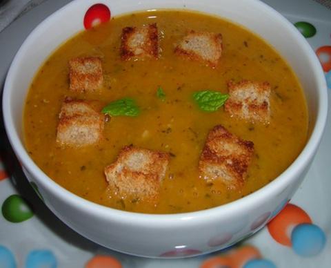 Суп из шашлыка. Простой рецепт
