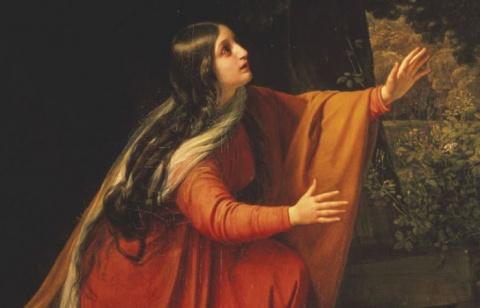 Как на самом деле выглядела Мария Магдалина: Ученые реконструировали внешний облик святой