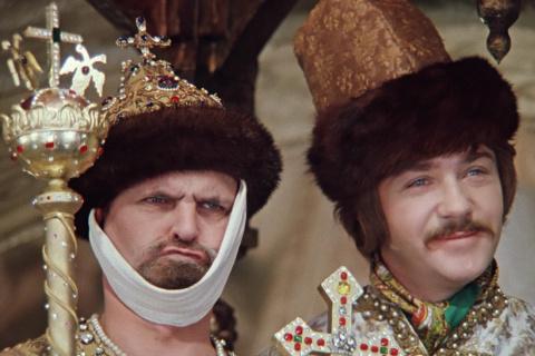 Чисто русское лизоблюдство...
