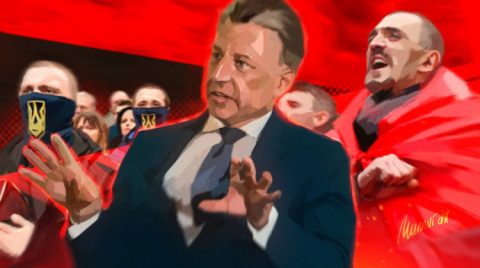 Украинские депутаты: Волкер …