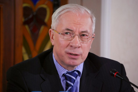 Азаров прокомментировал решение Захарченко закрыть ему въезд в ДНР