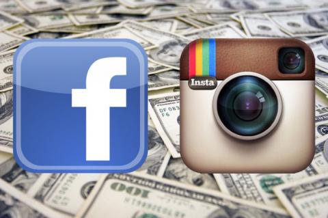 Instagram опередил Facebook …