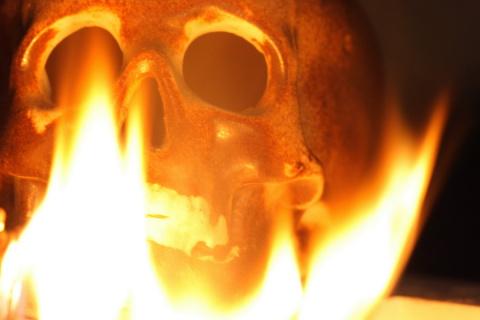 Кто положил «традицию» сжига…