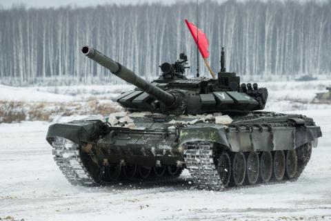 В России больше танков, чем …