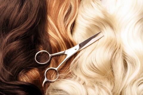 Супермодные цвета волос 2017…