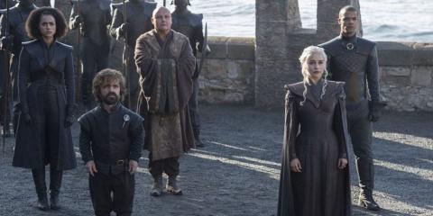 Где снимали седьмой сезон «Игры престолов»