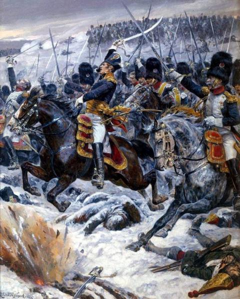 Битва при Прейсиш-Эйлау 1807