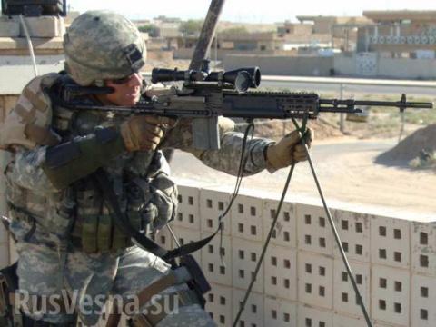 Литва подверглась американской порке из-за трех старых винтовок