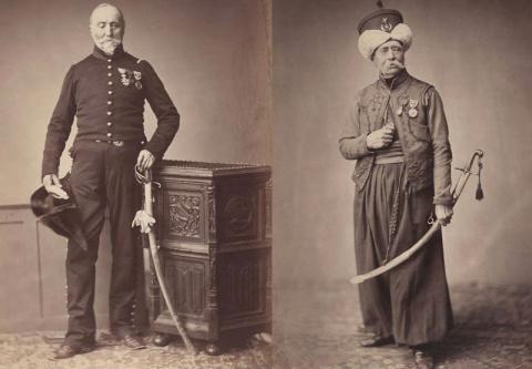 1858 год: портреты последних…