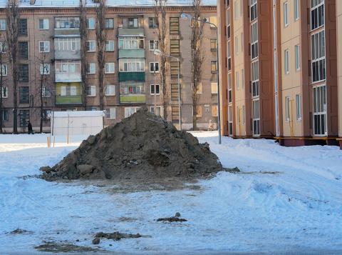 Лучшая песочница нашего города