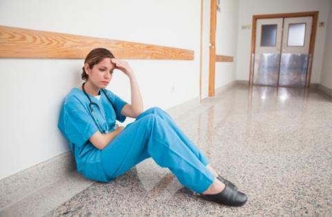 """""""Я всего лишь медсестра""""... Слова, которые трогают до глубины души!"""