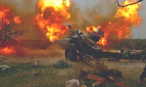 Сирийская армия освобождает свои территории на севере Хамы