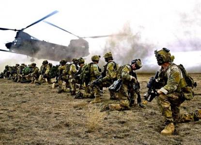 Военные НАТО вошли в Сирию с…