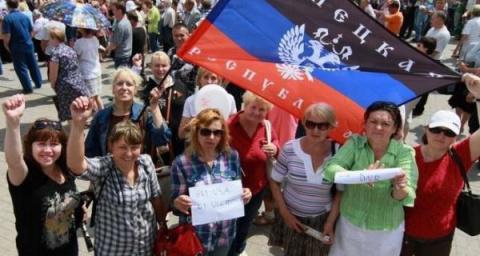 Соратник Клинтон потребовал депортировать из Донбасса сторонников отделения региона от Украины