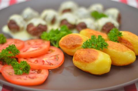 Французский рецепт картофеля…