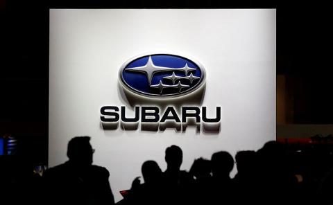 Почти 400 тысяч машин Subaru отозваны из-за нарушений при проверках